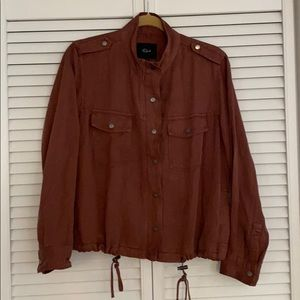 Rails Military Inspired Collins Jacket